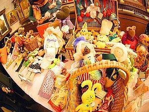 Новогодняя благотворительная ярмарка «Душевный Bazar»   Ярмарка Мастеров - ручная работа, handmade