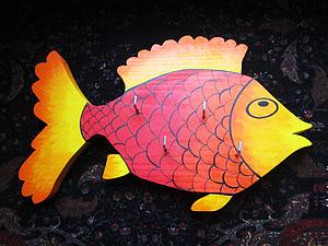 Рыбы - Рыбам! | Ярмарка Мастеров - ручная работа, handmade