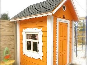Летний домик для Алисы | Ярмарка Мастеров - ручная работа, handmade
