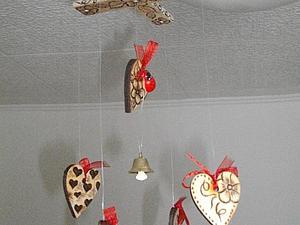 Подвеска декоративная на люстру. Ярмарка Мастеров - ручная работа, handmade.