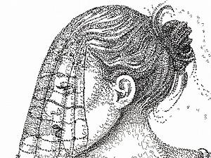 Нумеризм Sienna Morris   Ярмарка Мастеров - ручная работа, handmade