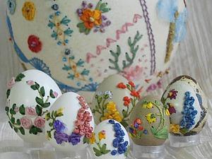 Поэзия на яичной скорлупе | Ярмарка Мастеров - ручная работа, handmade