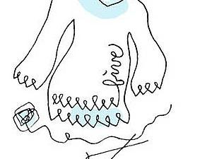 Набор и закрытие петель в вязании спицами | Ярмарка Мастеров - ручная работа, handmade