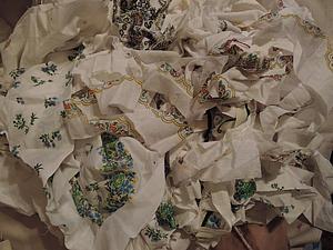 Отдам даром  батистовый лоскут ППП | Ярмарка Мастеров - ручная работа, handmade