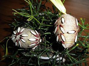 Декорируем яйца на Пасху | Ярмарка Мастеров - ручная работа, handmade