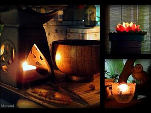Ночне огни | Ярмарка Мастеров - ручная работа, handmade