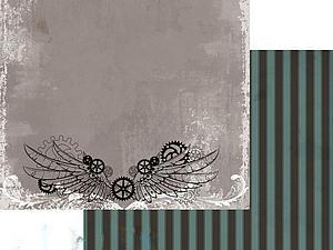 Для любителей стимпанка - новая коллекция бумаги! | Ярмарка Мастеров - ручная работа, handmade