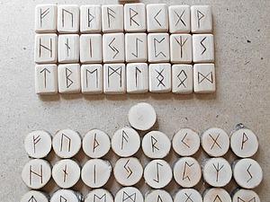 Видео мастер-класс: рунический набор своими руками. Ярмарка Мастеров - ручная работа, handmade.