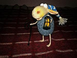 Вяжем барашка по имени Шон | Ярмарка Мастеров - ручная работа, handmade