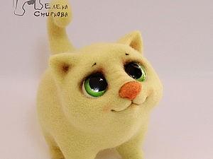 Котенок Чуня. | Ярмарка Мастеров - ручная работа, handmade