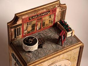 Миниатюры для чайного домика
