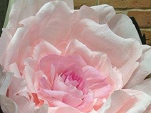 Гигантский Цветок | Ярмарка Мастеров - ручная работа, handmade