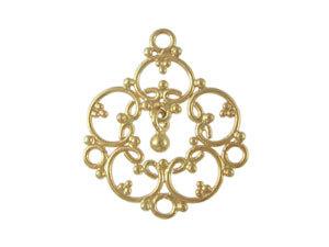 Закупка фурнитуры Vermeil sterling silver 24K Gold | Ярмарка Мастеров - ручная работа, handmade