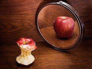 Зеркало в помощь | Ярмарка Мастеров - ручная работа, handmade