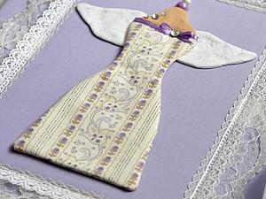 Мастер-класс: папка для выкроек «Цветет сирень». Ярмарка Мастеров - ручная работа, handmade.