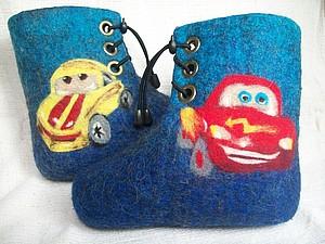 Особенности построения шаблона для валяния валенок со шнуровкой. Ярмарка Мастеров - ручная работа, handmade.