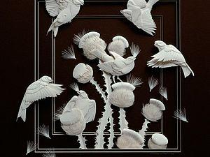 Шедевры из бумаги   Ярмарка Мастеров - ручная работа, handmade