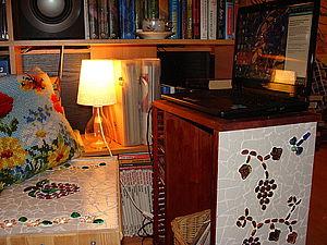 Делаем мини-офис из посудной сушилки. Ярмарка Мастеров - ручная работа, handmade.