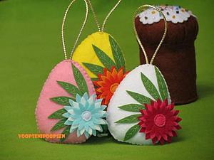 Делаем пасхальные сувениры: