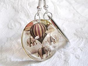 Слоны прилетели!:))) | Ярмарка Мастеров - ручная работа, handmade