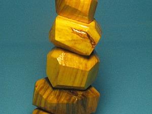 Туми-Иши . Деревянные камни. | Ярмарка Мастеров - ручная работа, handmade