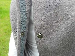 Валяные жилеты: хитрости укрепления бортов и двусторонние вещи. Ярмарка Мастеров - ручная работа, handmade.
