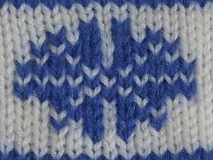 Многоцветное вязание спицами | Ярмарка Мастеров - ручная работа, handmade
