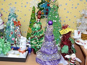 Новогодние ёлочки у нас в садике | Ярмарка Мастеров - ручная работа, handmade
