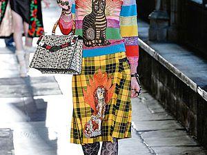 Тенденции в бижутерии и аксессуарах на примере круизной коллекции Gucci весна-лето 2017. Ярмарка Мастеров - ручная работа, handmade.
