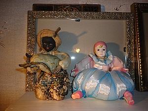 Антикварная Кукла. Реставрация и атрибутика. | Ярмарка Мастеров - ручная работа, handmade