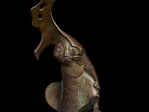 Скульптура, которая восхищает и вдохновляет! | Ярмарка Мастеров - ручная работа, handmade