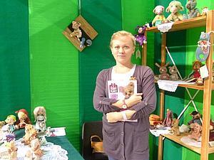 Заметки с выставки Art Teddy Planet 2013 | Ярмарка Мастеров - ручная работа, handmade