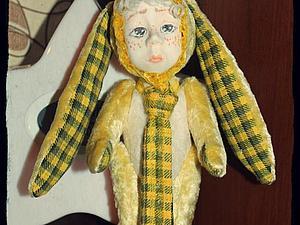 конкурс на зайчика :) | Ярмарка Мастеров - ручная работа, handmade