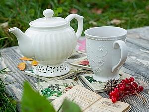 Уютное чаепитие | Ярмарка Мастеров - ручная работа, handmade