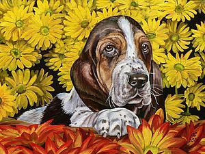 Стихи о собаках   Ярмарка Мастеров - ручная работа, handmade