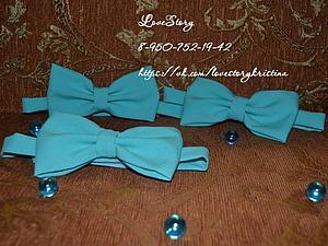 Бабочки для друзей жениха | Ярмарка Мастеров - ручная работа, handmade