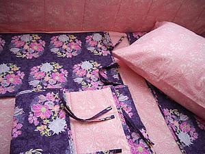 Комплекты детского постельного белья. | Ярмарка Мастеров - ручная работа, handmade