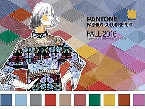 03c44593a82c Модные цвета сезона осень-зима 2016 2017 и рекомендации по их сочетанию    Ярмарка