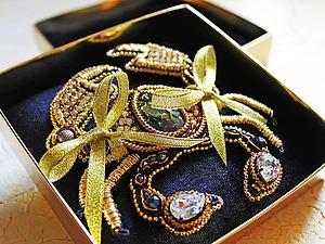 Создаем роскошную упаковку для украшения. Ярмарка Мастеров - ручная работа, handmade.