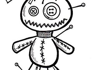 Кукла вуду (из цикла