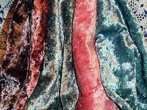 Новые оттенки винтажного плюша. | Ярмарка Мастеров - ручная работа, handmade