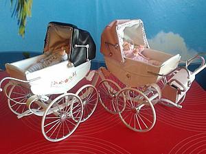 Снижена цена на коляски ТРИ дня ! Магазину 3 месяца! | Ярмарка Мастеров - ручная работа, handmade