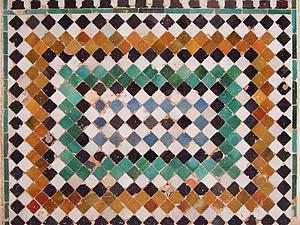 Испанская плитка azulejos. Ярмарка Мастеров - ручная работа, handmade.