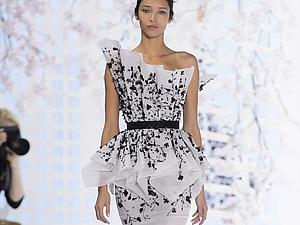 Дань истинной красоте от дуэта Ralph&Russo: коллекция Haute Couture весна-лето 2016. Ярмарка Мастеров - ручная работа, handmade.