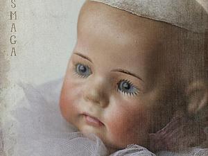 Личное знакомство: Гала Смага и ее таинственные куклы. Ярмарка Мастеров - ручная работа, handmade.