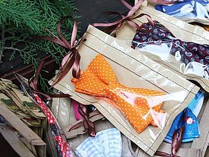 Шьем пакет из крафт-бумаги с прозрачной частью. Ярмарка Мастеров - ручная работа, handmade.