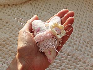 Сердечные подарки покупателям! | Ярмарка Мастеров - ручная работа, handmade