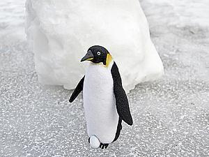 Императорский пингвин. Вторник! | Ярмарка Мастеров - ручная работа, handmade