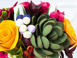 Красивейшие осенние букеты. | Ярмарка Мастеров - ручная работа, handmade