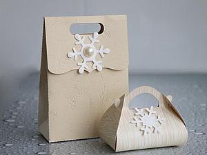 Все изделия упакованы в подарочную новогоднюю упаковку ручной работы!. Ярмарка Мастеров - ручная работа, handmade.